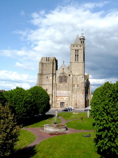 tempête cathédrale soissons